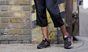 Are trainers and jogging bottoms now high fashion?