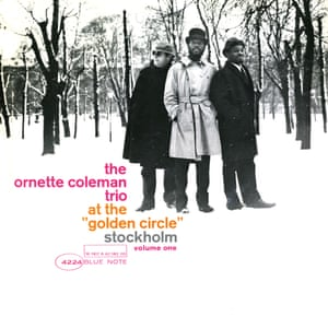 At the Golden Circle by The Ornette Coleman Trio