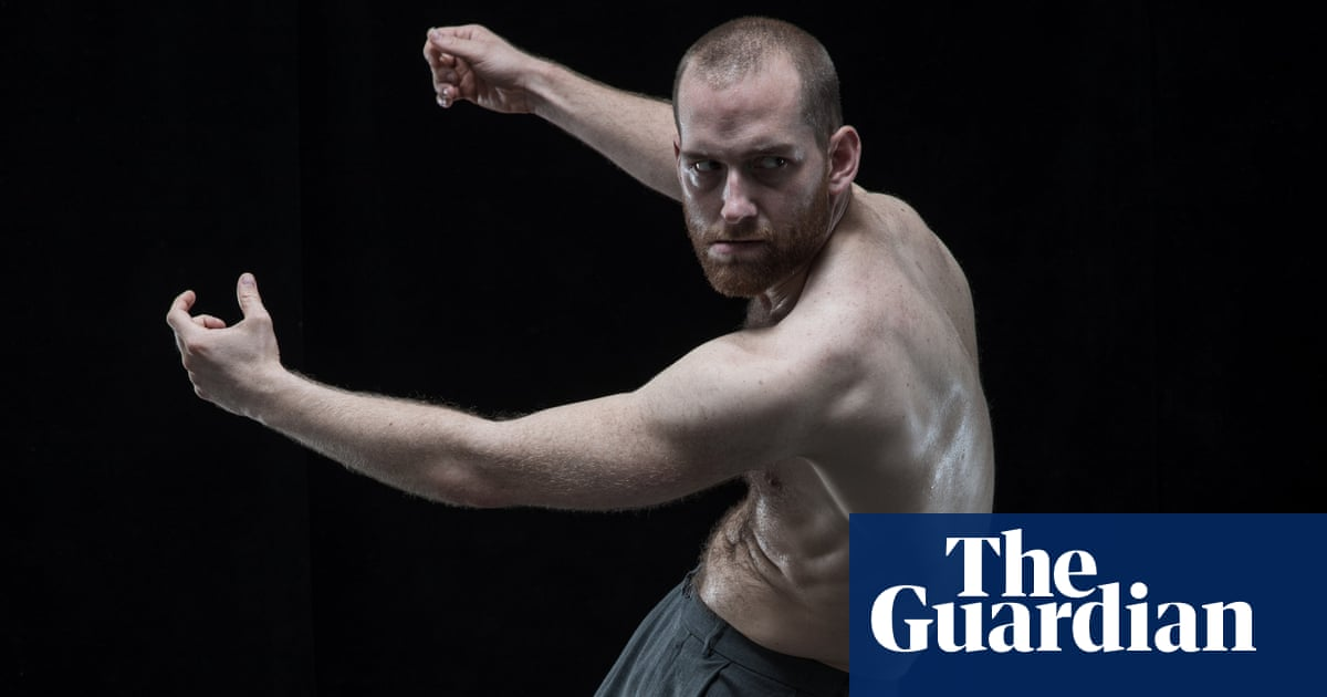 Death, drugs and survival: DV8 Physical Theatre tells the story of John
