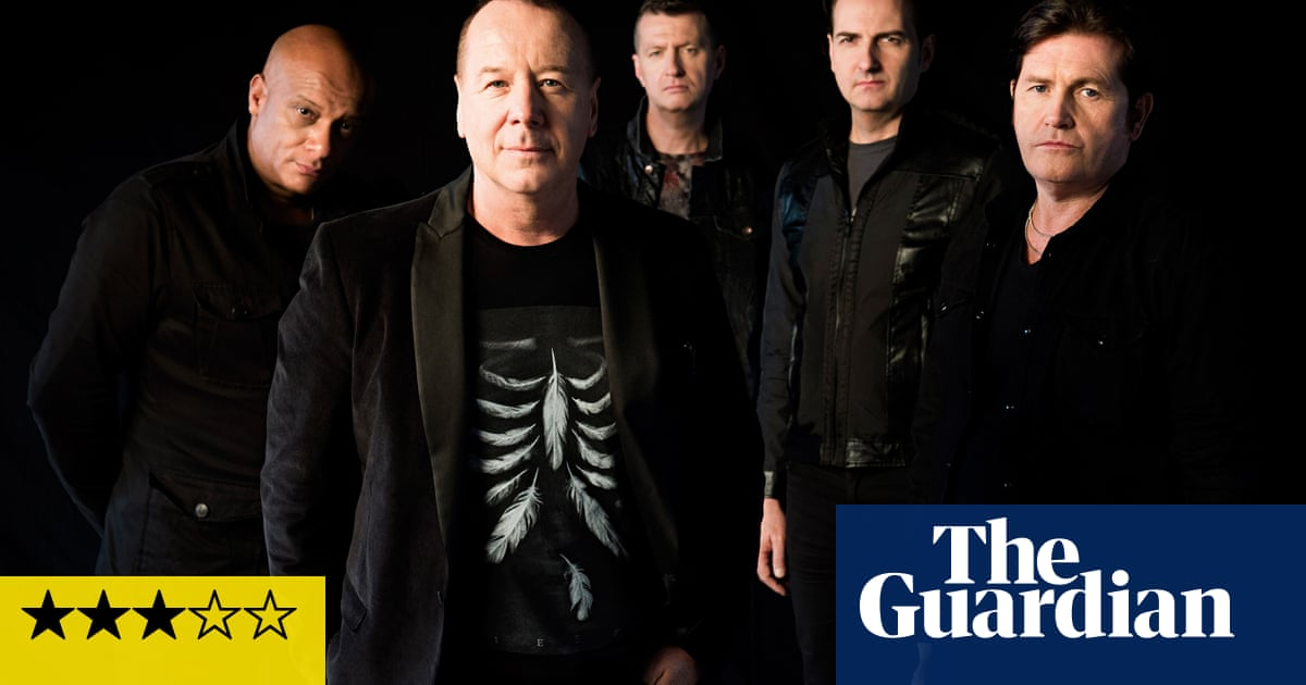 Simple Minds: Big Music review – epic, over the top, and all