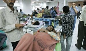 New Delhi hospital