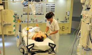 Berlin hospital