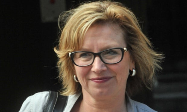 Australian of the Year Rosie Batty. Her son, Luke, was killed by his father on a cricket field in Tyabb, Victoria, just over a year ago. Photograph: Julian Smith/AAP