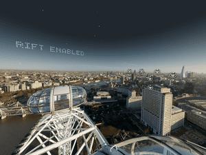 virtual tour of the London Eye