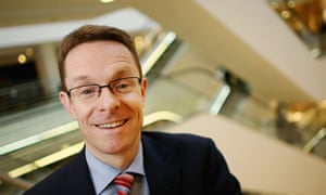 Andy Street, managing director of John Lewis