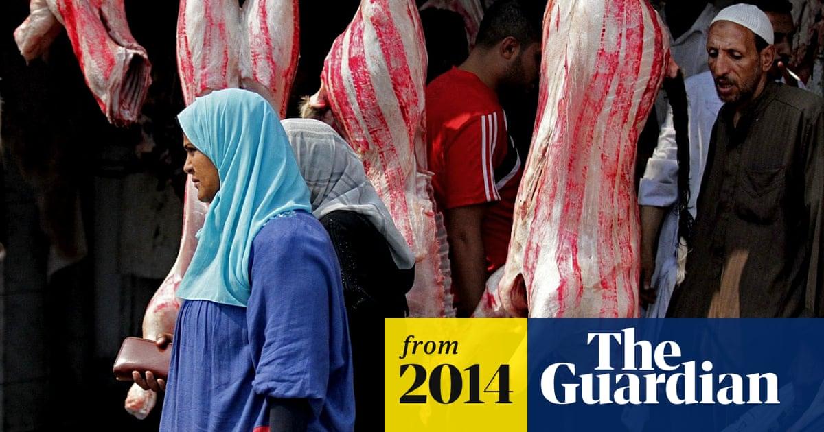 Egypt's vegetarians dread the arrival of Eid el-Adha – the festival