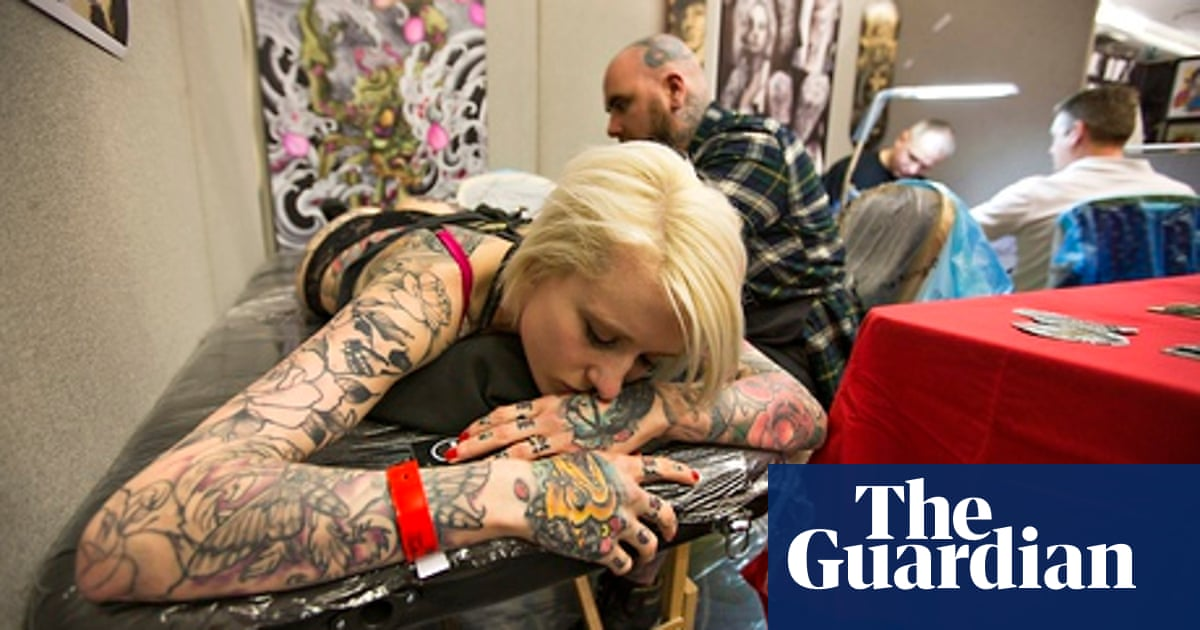 c1449aea6 Are tattoos a stain on your job prospects and career? | Guardian ...
