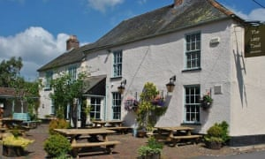 The Lazy Toad, Brampford Speke