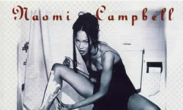 Naomi Campbell's one and only album, Baby Woman, was released in 1994
