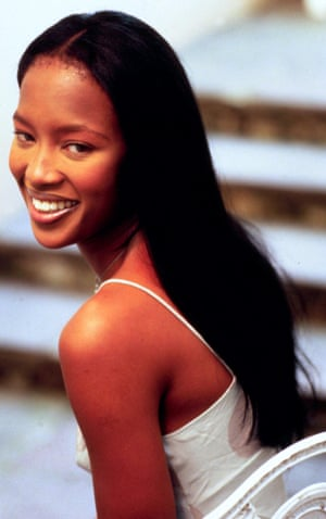 Naomi Campbell in 1994