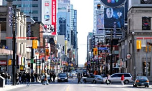 Yonge Street, Toronto, is officially the longest street in the world.