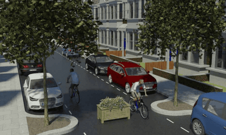 Walthamstow 'Mini Holland' plan