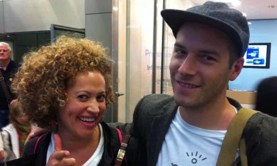 Vincent and Sandrine Bouchenez