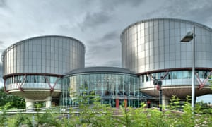 The European court of human rights in Strasbourg was first set up in 1959.