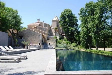 Chateau de Ribautes