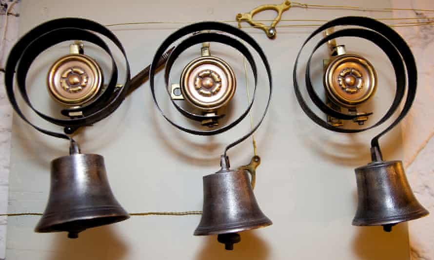 bells at elizabeth gaskells house