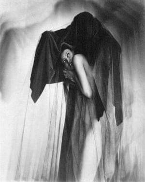 William Mortensen, American pictorialist photographer