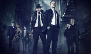 Gotham tv series heroes villains line up