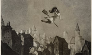 Images from an upcoming book and exhibition on William Mortensen, American pictorialist photographer: