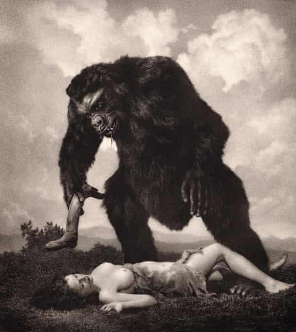 William Mortensen's L'Amour (1935).