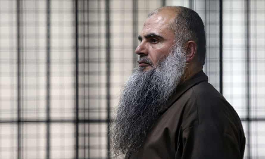 The radical Muslim cleric Abu Qatada, whose deportation was blocked by the ECHR until Jordan agreed