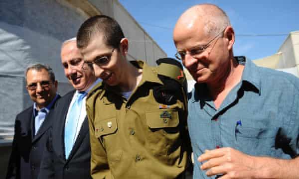 Israeli soldier Gilad Shalit
