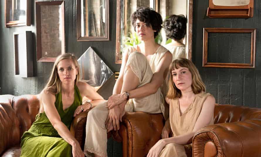 Women in Clothes: Heidi Julavits, Leanne Shapton, & Sheila Heti (L to R)