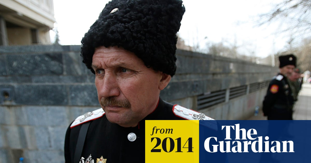 6b307d40e9a34 Arrival of Russian cossacks sparks fears in Bosnia