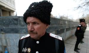 Cossacks in Crimea