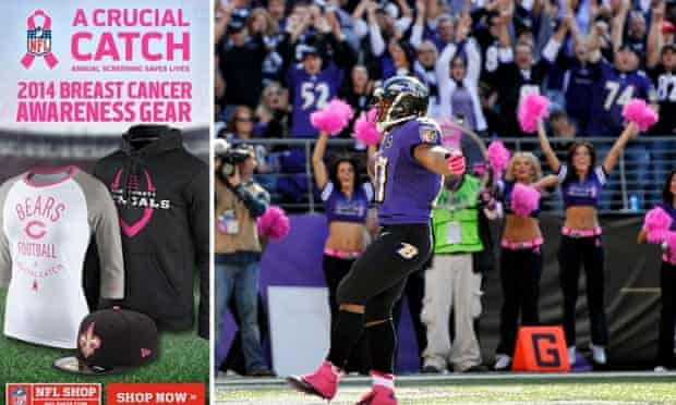 ray rice breast cancer