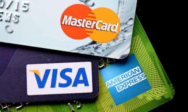 Firms fail on credit card rights