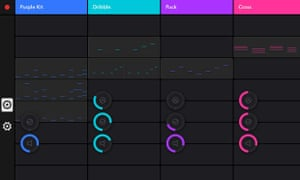 Auxy is the latest tablet music-making app.