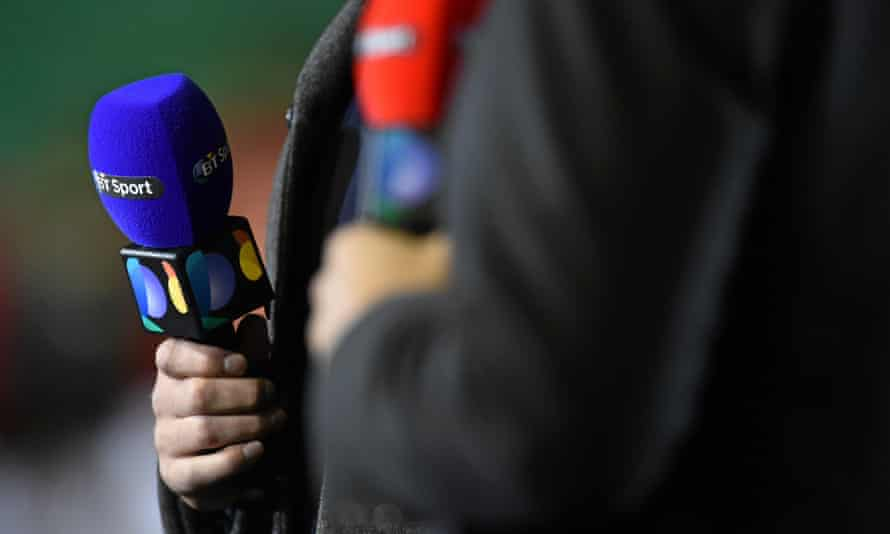 BT Sport helps boost telecoms group's profits. Photo: Ramsey Cardy/Sportsfile