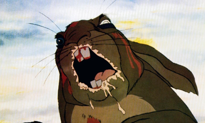 Image result for watership down film