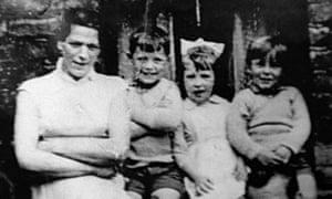 Jean McConville & children