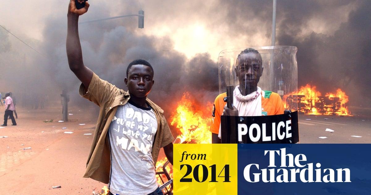 Burkina Faso S Revolution 2 0 World News The Guardian