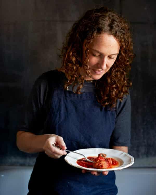 Cook once, eat twice: Rachel Roddy's meatballs recipe.