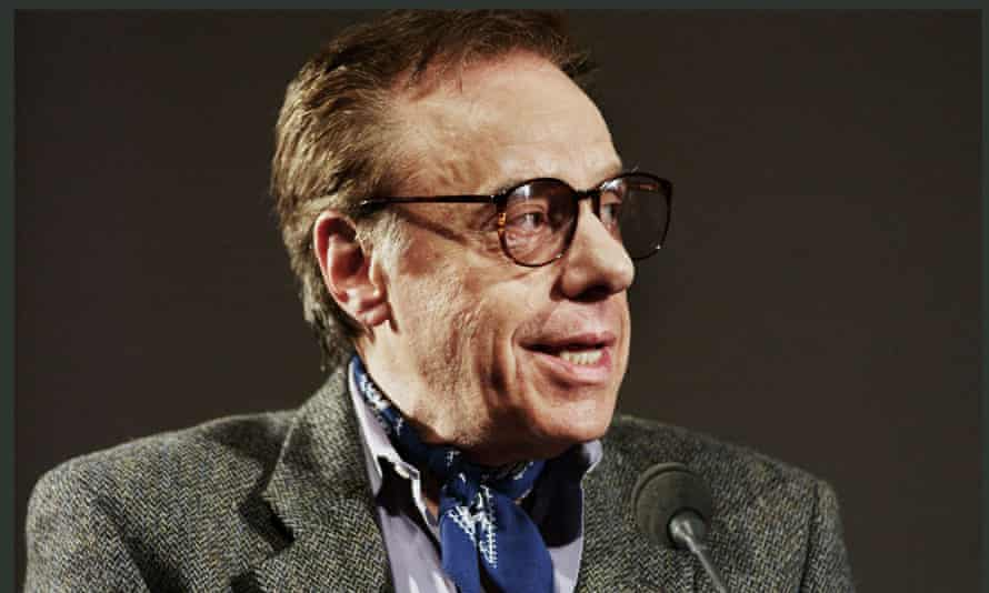 Peter Bogdanovich at the BFI Southbank in 2006.