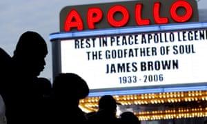 Apollo theatre, New York