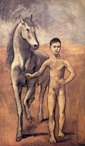 Picasso: Boy Leading a Horse