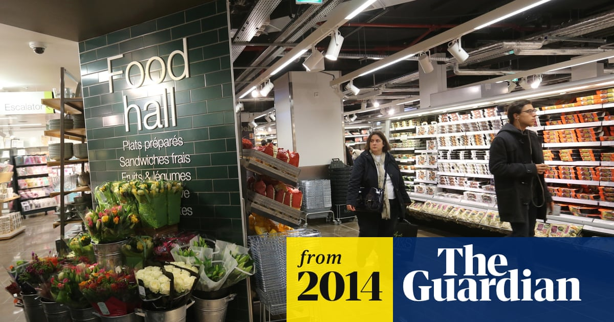 British food winning over the French | World news | The Guardian
