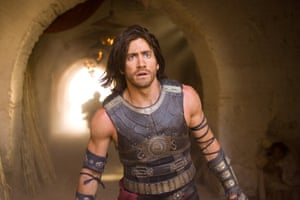As Dastan in Prince of Persia: The Sands of Time.