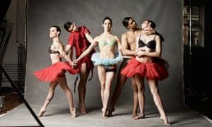 Thick Women Stomping Fashion Show