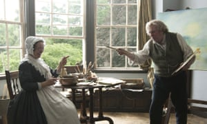 The real Mr Turner: has Mike Leigh's film got its man