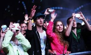 Paul van Dyk Performs In Berlin