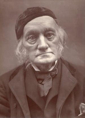 circa 1890:  English scientist Richard Owen (1804 - 1892).