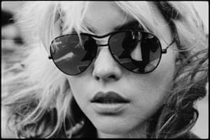 Debbie Harry Blondie Chris Stein