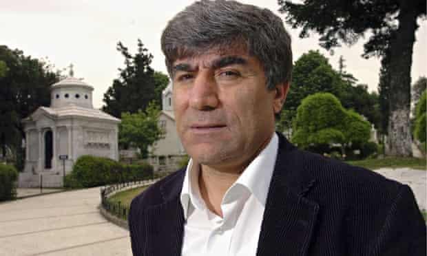 Murdered journo: Hrant Dink