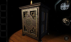 The Room presents players with fantastic objects they must manipulate to solve a mystery.
