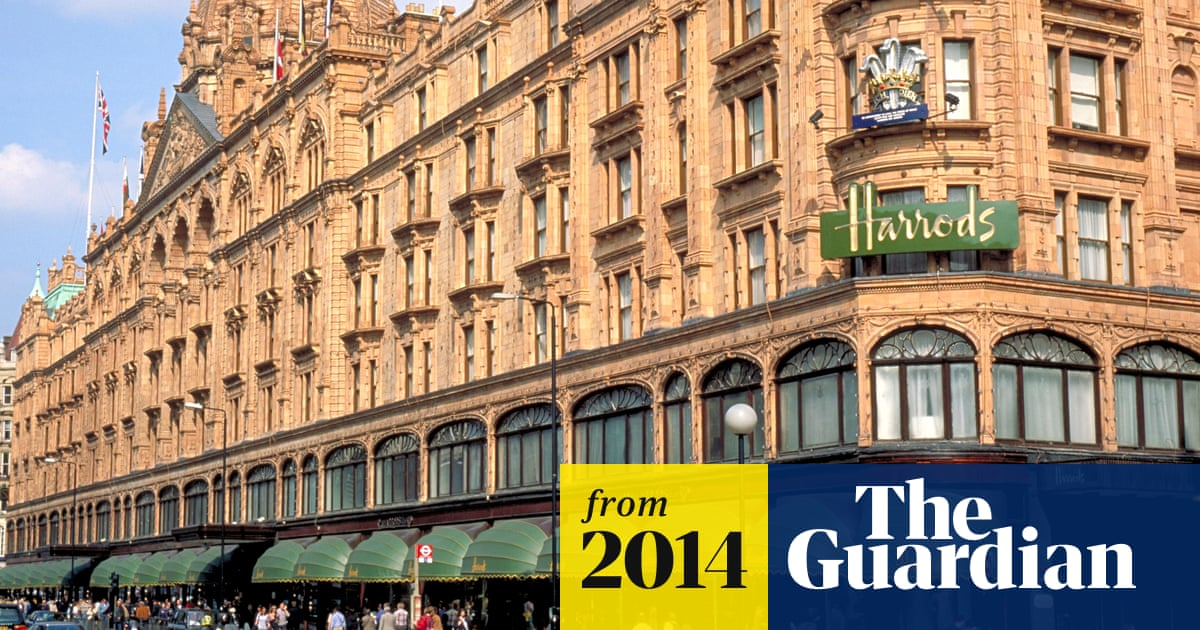da92b9589 Harrods pays Qatari owners £118m dividend after record year ...